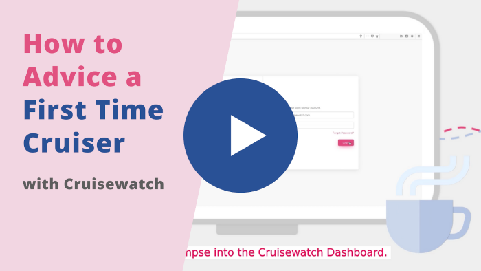 Cruisewatch Video Thumbnail How to advice a first time cruiser
